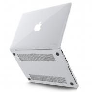Kuzy Macbook Pro Şeffaf Kılıf (13.3 inç)
