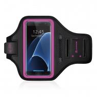 LOVPHONE Samsung Galaxy S7 Edge Koşu Kol Bandı
