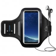 LOVPHONE Samsung Galaxy S8 Koşu Kol Bandı