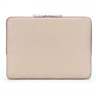 Mosiso Deri Laptop Çantası (13-13.3 inç)