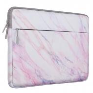 Mosiso MacBook Pro Mermer Desen Çanta (13-13.3 inç)