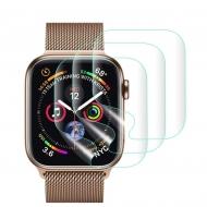 SUPTMAX Apple Watch Series 4  Ekran Koruyucu (44mm) (3Adet)