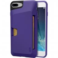Silk Apple iPhone 8 Plus Kartlıklı Kılıf