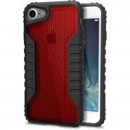 Silk Apple iPhone 8 Rugged Armor Kılıf
