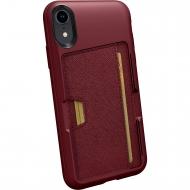 Silk iPhone XR Kartlıklı Kılıf