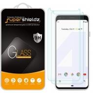 Supershieldz Google Pixel 4 Temperli Cam Ekran Koruyucu (2 Adet)