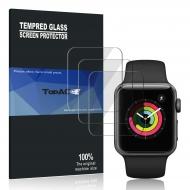 TopACE Apple Watch Series 4 Ekran Koruyucu Film (40mm) (3 Adet)
