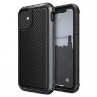 X-Doria Apple iPhone 11 Defense Lux Serisi Kılıf (MIL-STD-810G)