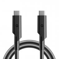 nonda USB-C to USB-C Veri Transferi ve Şarj Kablosu (1M)