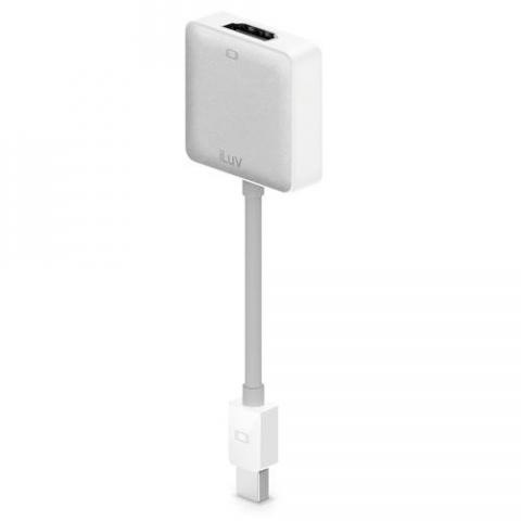 iLuv Mini Display Port to HDMI Adaptör