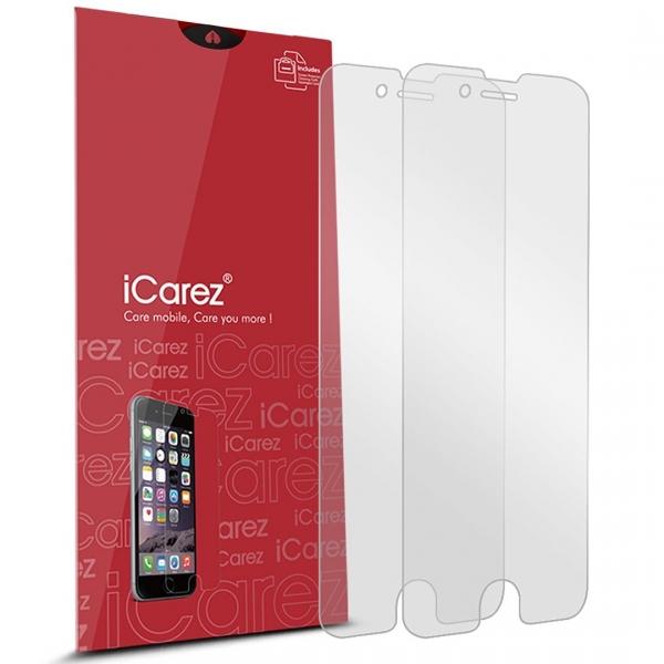 iCarez Apple iPhone 7 Ekran Koruyucu Film (2 Adet)