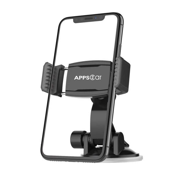 APPS2Car Vantuzlu Araç İçi Telefon Tutucu
