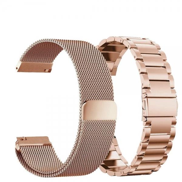 Acestar Samsung Galaxy Watch Metal Kayış (42mm)