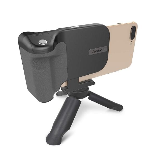 Adonit PhotoGrip Qi Bluetooth Telefon İçin Kamera Deklanşörü