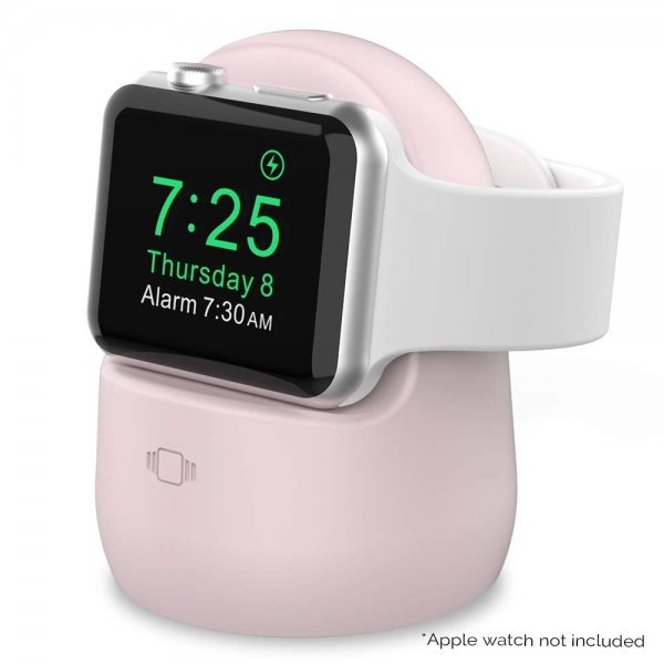 AhaStyle Apple Watch Silikon Şarj Standı
