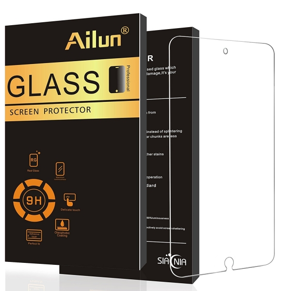 Ailun iPad Pro Temperli Cam Ekran Koruyucu (12.9 inç)