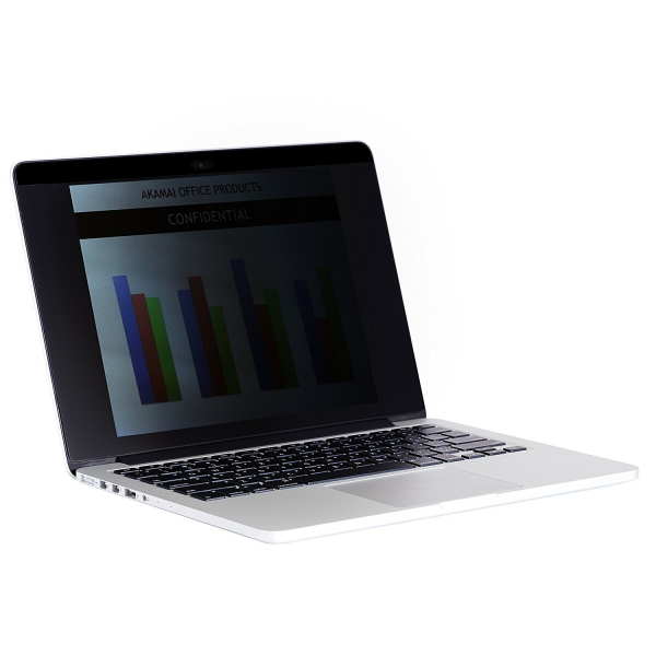 Akamai MacBook Pro 13 inç Touch Bar Manyetik Ekran Filtresi