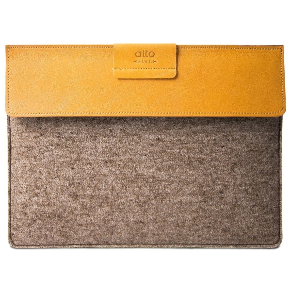 Alto iPad Pro Deri/Yün Keçe Kılıf (12.9 inç)