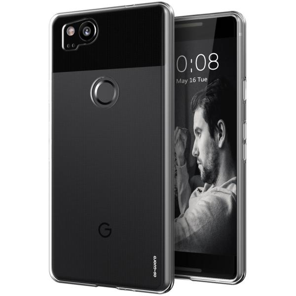 As-Guard Google Pixel 2 Silikon Kılıf