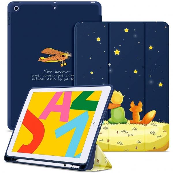 Ayotu iPad Kalem Bölmeli Kılıf (10.2 inç)(7.Nesil)
