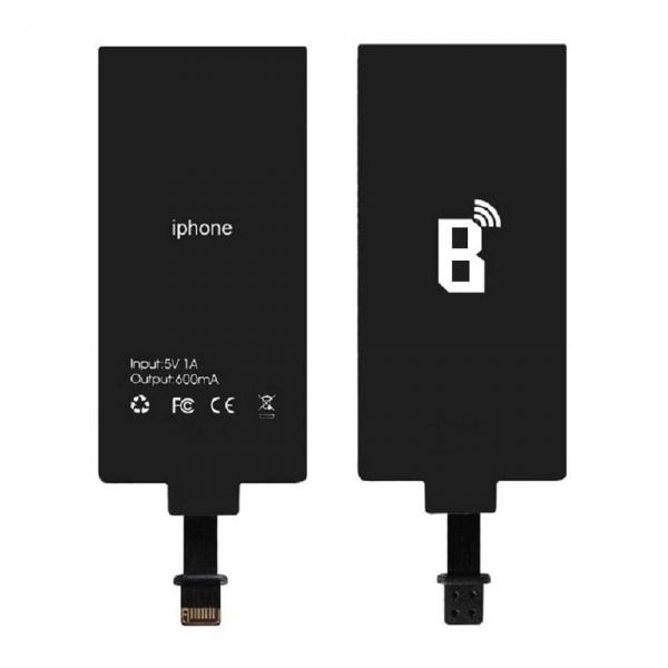 BEZALEL iPhone 5/5C/5S Qi Kablosuz Şarj Modülü