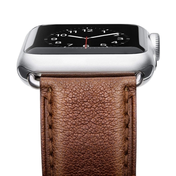 Benuo Apple Watch Series 3 Deri Kayış (38mm)