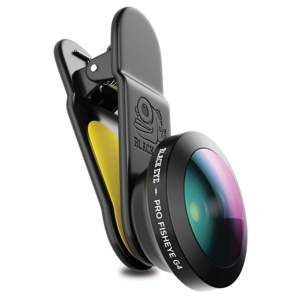 Black Eye Pro Fisheye G4 Lens