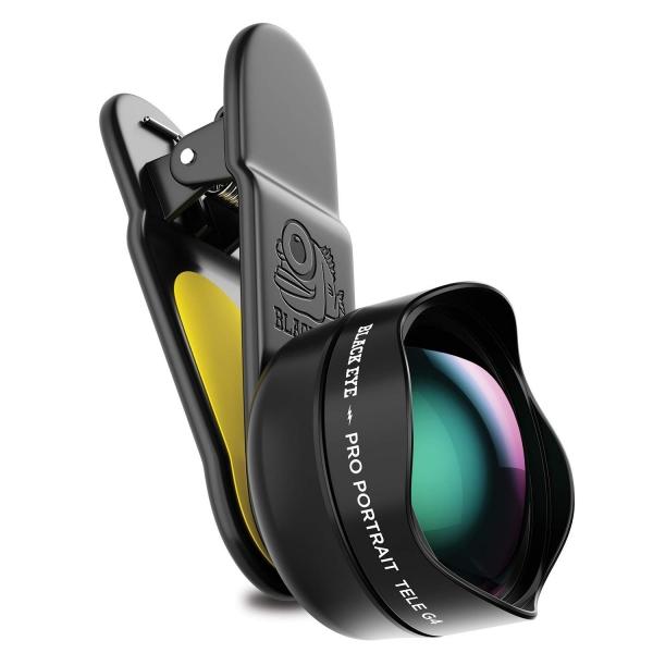 Black Eye Pro Portrait Tele G4 Zoom Lens