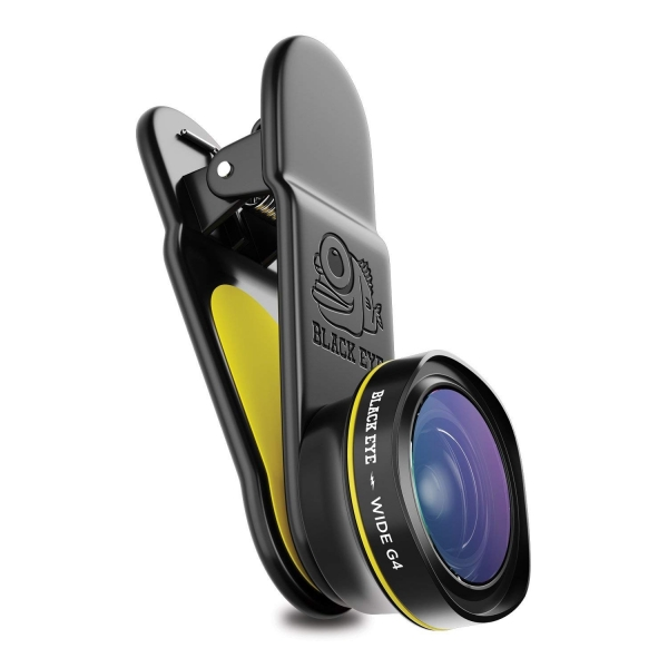 Black Eye Wide G4 Geniş Açılı Lens