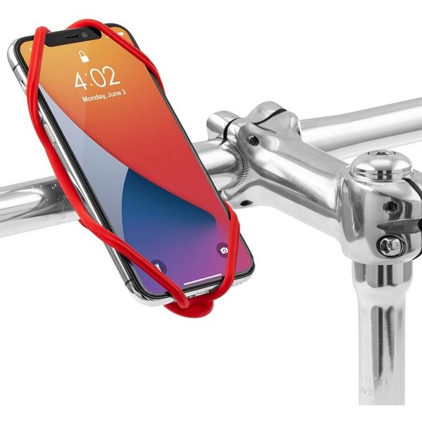 Bone Bike Tie 4 Bisiklet İçin Telefon Tutucu