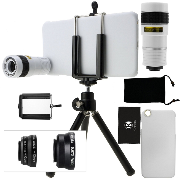 CamKix Apple iPhone 6 Plus / 6S Plus Kamera Lens Seti