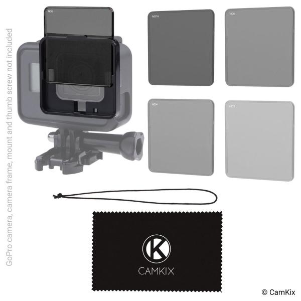 Camkix Cinematic ND Filtre