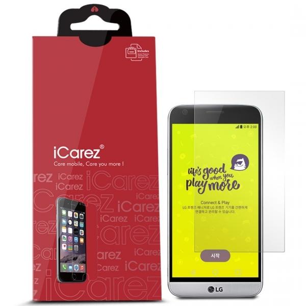 iCarez LG G5 Ekran Koruyucu Film (3 Adet)