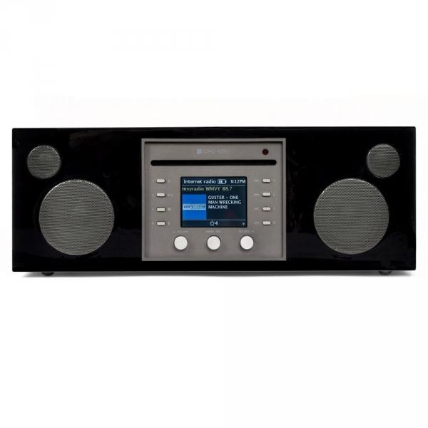 Como Audio Musica CD Çalar/Kablosuz Müzik Sistemi