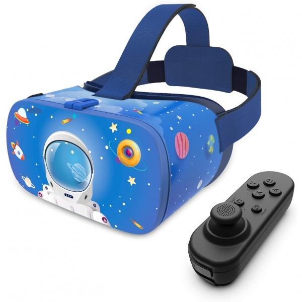DESTEK VR Çocuklar İçin Combo Sanal Gerçeklik Gözlüğü