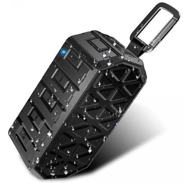 DLAND Su Geçirmez Kablosuz Bluetooth Hoparlör