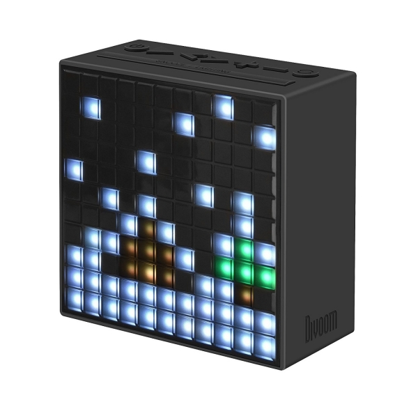 Divoom Timebox Bluetooth LED Hoparlör