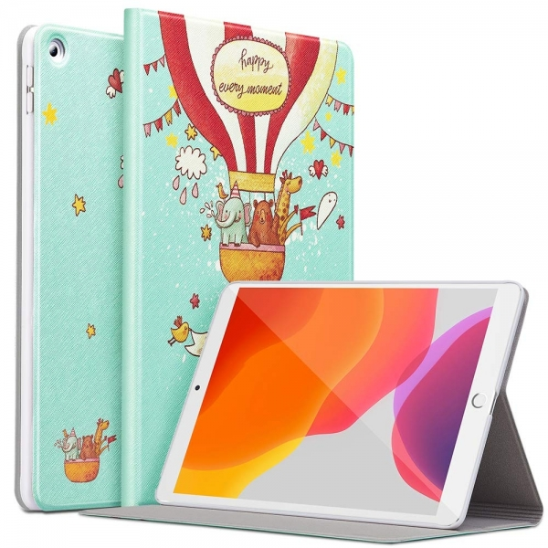 ESR iPad 7. Nesil Illustrator Standı Kılıf (10.2 inç)