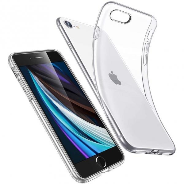 ESR iPhone SE Essential Zero Şeffaf Kılıf (2. Nesil)
