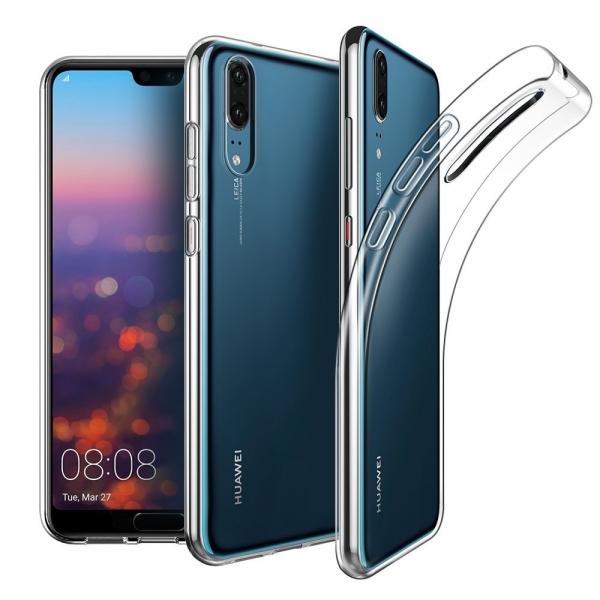 EasyAcc Huawei P20 Şeffaf Kılıf