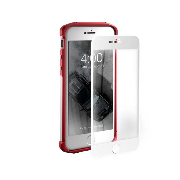 Element Case iPhone 8 Element Cam Ekran Koruyucu (Beyaz)