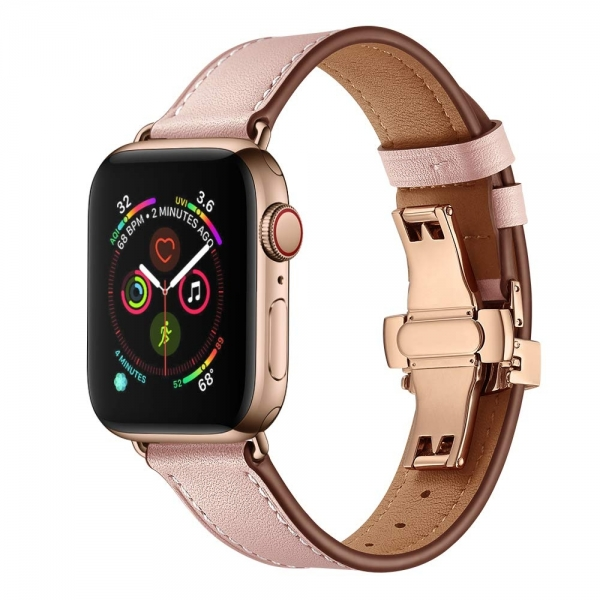 EloBeth Apple Watch Deri Kayış (38/40mm)