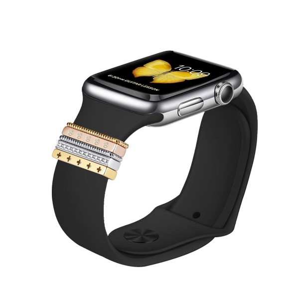 Elobeth Apple Watch Metal Tokalı Kayış (38/40mm)