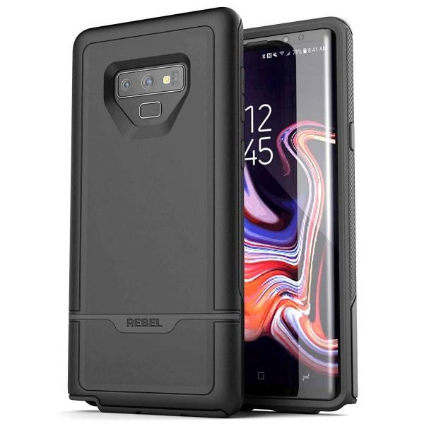 Encased Galaxy Note 9  Rebel Serisi Kılıf (MIL-STD-810G)