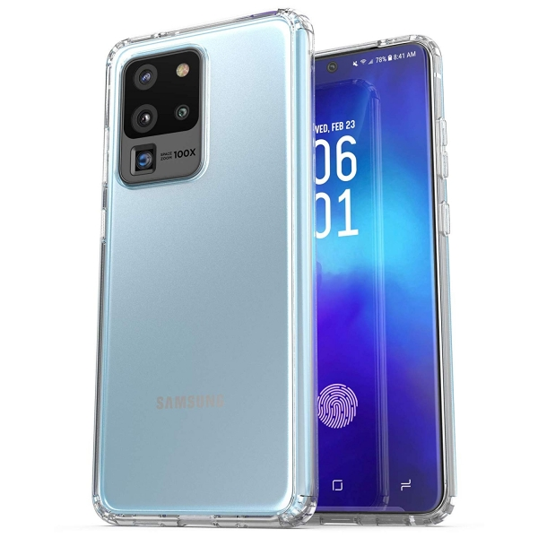 Encased Samsung Galaxy S20 Ultra Şeffaf Kılıf