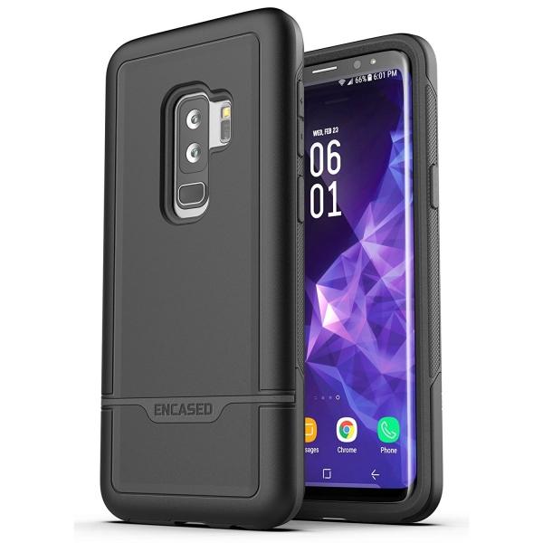 Encased Galaxy S9 Plus Rebel Seri Kılıf (MIL-STD-810G)
