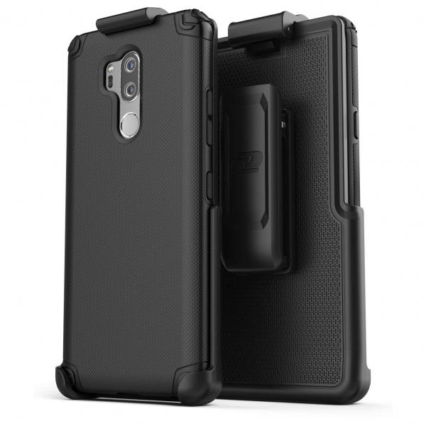 Encased LG G7 ThinQ Nova Serisi Kemer Klipsli Kılıf