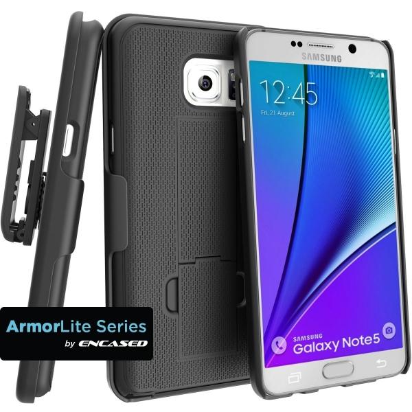 Encased Samsung Galaxy Note 5 Combo Kılıf