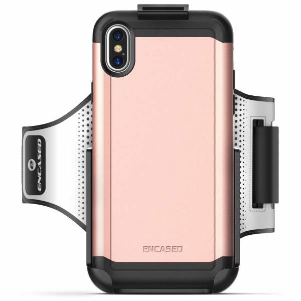 Encased iPhone X / XS Sports Koşu Kol Bandı Seti