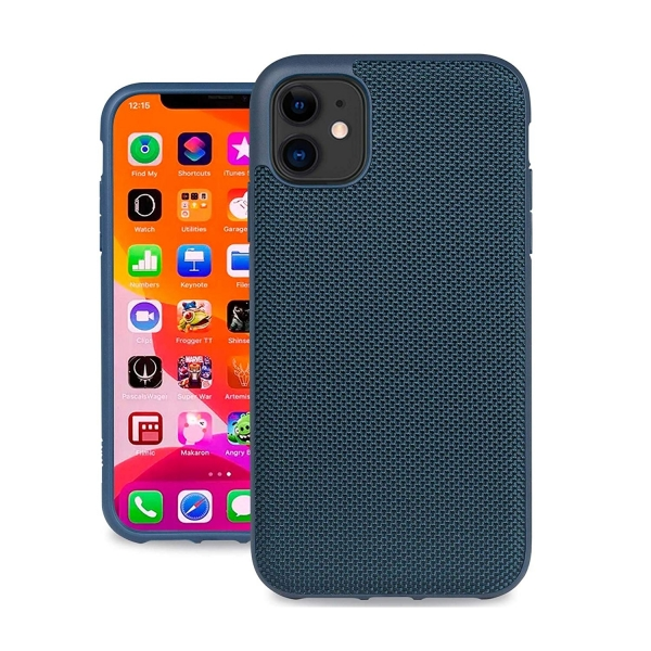 Evutec iPhone 11 AERGO Serisi Balistik Kılıf (MIL-STD-810G)